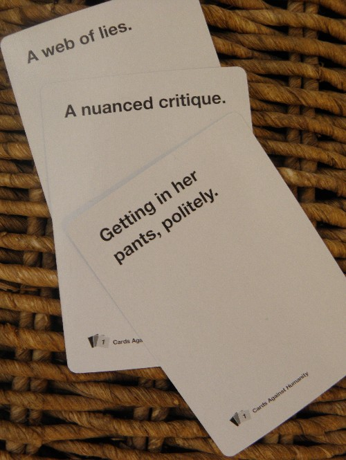 Image Result For Friends Cards Against Humanity